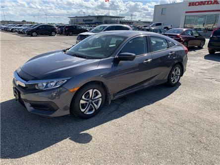 2018 Honda Civic LX (Stk: H1747) in Steinbach - Image 1 of 12