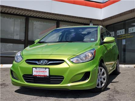 2012 Hyundai Accent GL (Stk: 2007175) in Waterloo - Image 1 of 20