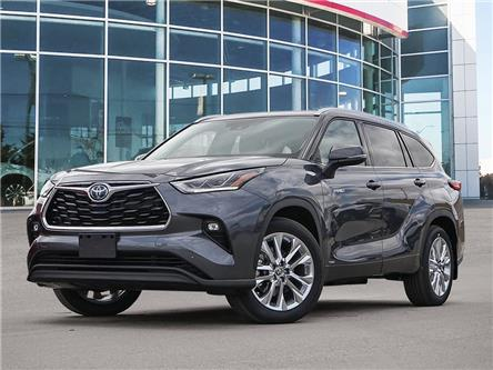 2020 Toyota Highlander Hybrid Limited (Stk: 7931) in Brampton - Image 1 of 22