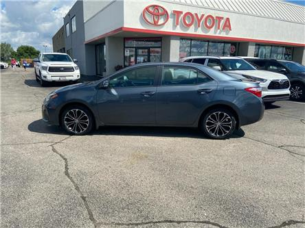2015 Toyota Corolla  (Stk: P0057170) in Cambridge - Image 1 of 11