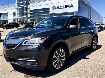 2016 Acura MDX Technology Package (Stk: A4235) in Saskatoon - Image 1 of 23