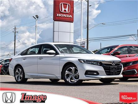 2020 Honda Accord EX-L 1.5T (Stk: 10A504) in Hamilton - Image 1 of 25