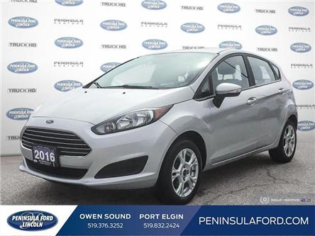 2016 Ford Fiesta SE (Stk: 20EX14A) in Owen Sound - Image 1 of 25