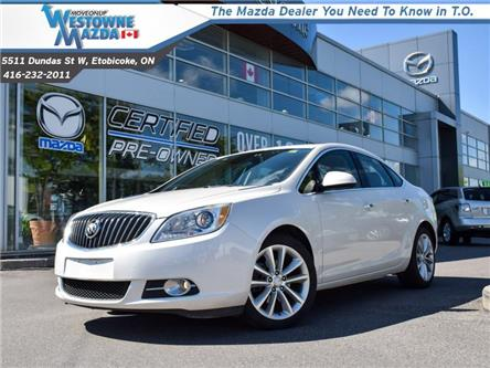 2014 Buick Verano Base (Stk: P4100A) in Etobicoke - Image 1 of 24