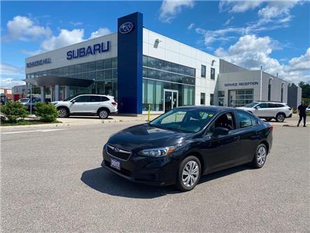 2017 Subaru Impreza Convenience (Stk: P03937) in RICHMOND HILL - Image 1 of 9
