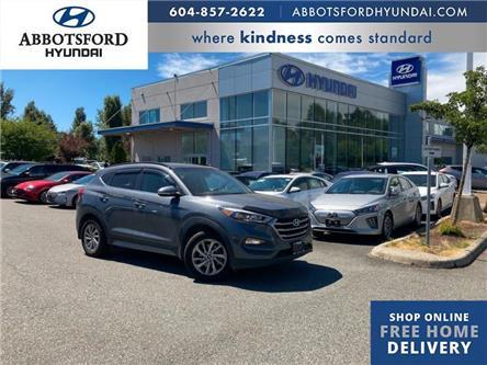 2017 Hyundai Tucson 2.0L Luxury AWD (Stk: LI060402A) in Abbotsford - Image 1 of 30