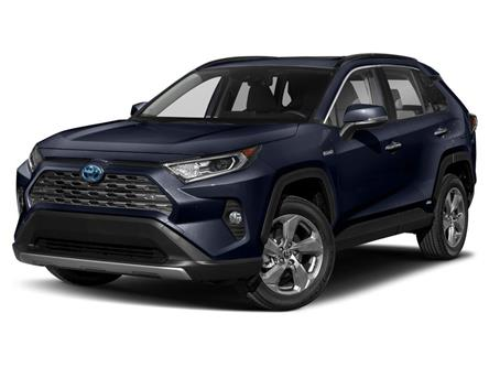 2020 Toyota RAV4 Hybrid Limited (Stk: N20386) in Timmins - Image 1 of 9