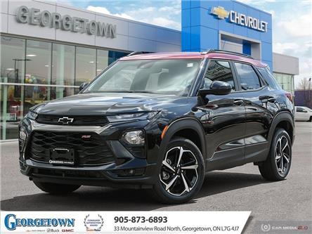 2021 Chevrolet TrailBlazer RS (Stk: 32150) in Georgetown - Image 1 of 27