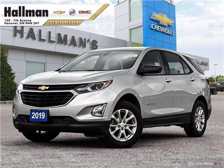 2019 Chevrolet Equinox LS (Stk: 20022A) in Hanover - Image 1 of 27