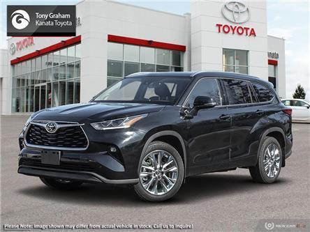 2020 Toyota Highlander Limited (Stk: 90598) in Ottawa - Image 1 of 24