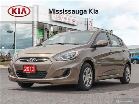 2013 Hyundai Accent GL (Stk: SL20007T) in Mississauga - Image 1 of 9