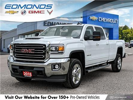 2018 GMC Sierra 2500HD SLE (Stk: 0931A) in Huntsville - Image 1 of 27