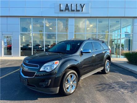 2015 Chevrolet Equinox Heated Seats, Back-up Cam, Remote Start (Stk: 00138A) in Tilbury - Image 1 of 21