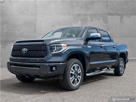 2020 Toyota Tundra Platinum (Stk: 2025) in Dawson Creek - Image 1 of 24