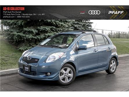 2008 Toyota Yaris LE (Stk: T18323AA) in Woodbridge - Image 1 of 17