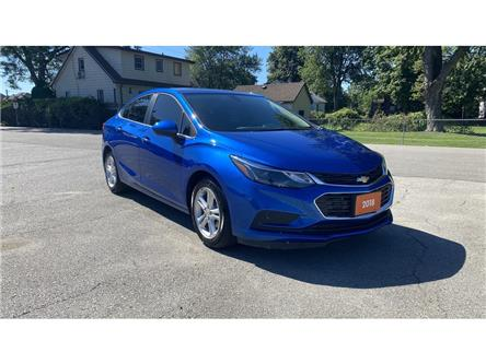 2018 Chevrolet Cruze LT Auto (Stk: 20-0478A) in LaSalle - Image 1 of 30