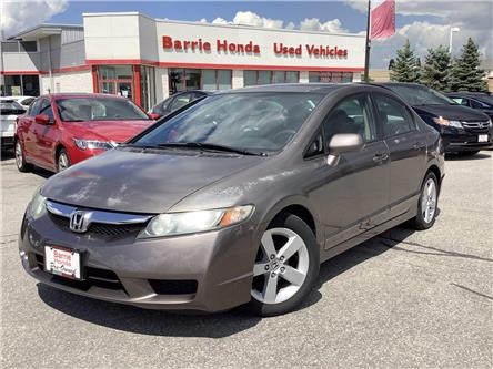2010 Honda Civic Sport (Stk: U10582) in Barrie - Image 1 of 23