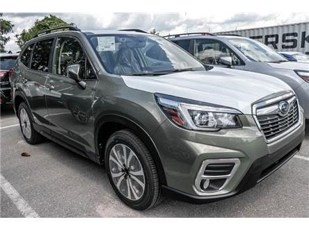 2020 Subaru Forester Limited (Stk: S00754) in Guelph - Image 1 of 10