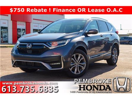2020 Honda CR-V Touring (Stk: 20101) in Pembroke - Image 1 of 30