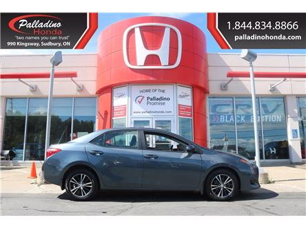 2019 Toyota Corolla LE (Stk: BC0044) in Greater Sudbury - Image 1 of 37