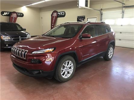 2015 Jeep Cherokee North (Stk: T20-20B) in Nipawin - Image 1 of 11