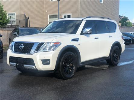 2018 Nissan Armada Platinum (Stk: ) in Rockland - Image 1 of 13