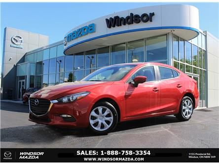 2018 Mazda Mazda3 GX (Stk: PR5633) in Windsor - Image 1 of 23