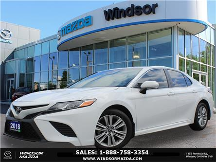 2018 Toyota Camry SE (Stk: PR1378) in Windsor - Image 1 of 23