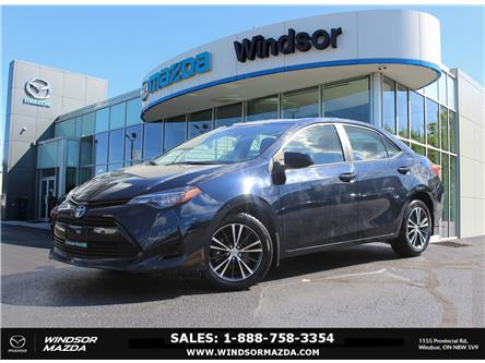 2018 Toyota Corolla LE (Stk: PR5296) in Windsor - Image 1 of 25