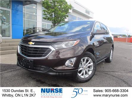 2020 Chevrolet Equinox LT (Stk: 20T079) in Whitby - Image 1 of 30