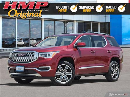 2019 GMC Acadia Denali (Stk: 81993) in Exeter - Image 1 of 27
