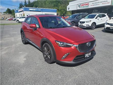 2016 Mazda CX-3 GT (Stk: DF1821) in Sudbury - Image 1 of 8