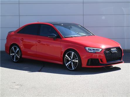 2018 Audi RS 3 2.5T (Stk: 1905074) in Regina - Image 1 of 39