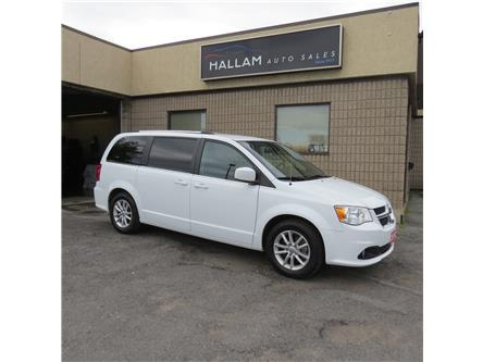 2019 Dodge Grand Caravan CVP/SXT (Stk: ) in Kingston - Image 1 of 16