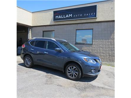 2016 Nissan Rogue SL Premium (Stk: ) in Kingston - Image 1 of 20