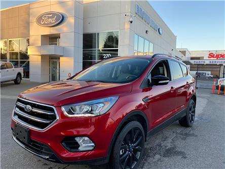 2019 Ford Escape Titanium (Stk: OP20266) in Vancouver - Image 1 of 25