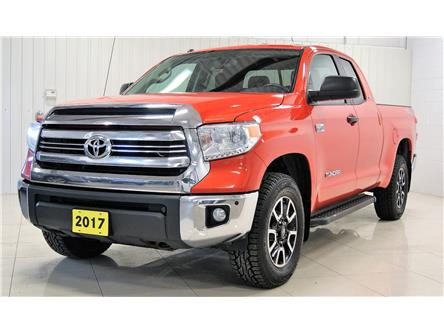 2017 Toyota Tundra SR5 Plus 5.7L V8 (Stk: T20181A) in Sault Ste. Marie - Image 1 of 17