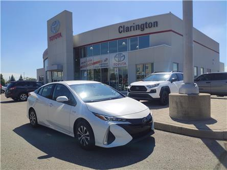 2020 Toyota Prius Prime Upgrade (Stk: 20518) in Bowmanville - Image 1 of 7