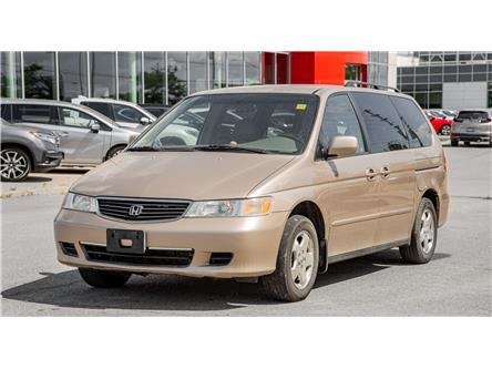 2001 Honda Odyssey EX (Stk: 002127T) in Brampton - Image 1 of 20