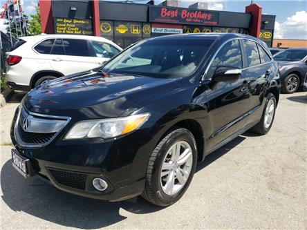 2013 Acura RDX Base (Stk: 804224) in Toronto - Image 1 of 13