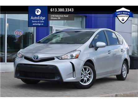 2017 Toyota Prius v Base (Stk: A0256) in Ottawa - Image 1 of 29