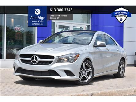 2014 Mercedes-Benz CLA-Class Base (Stk: A0226) in Ottawa - Image 1 of 30