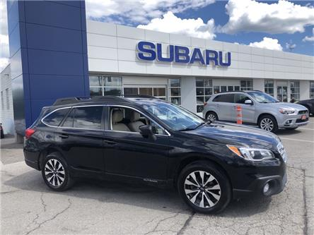 2017 Subaru Outback 3.6R Limited (Stk: P656) in Newmarket - Image 1 of 2