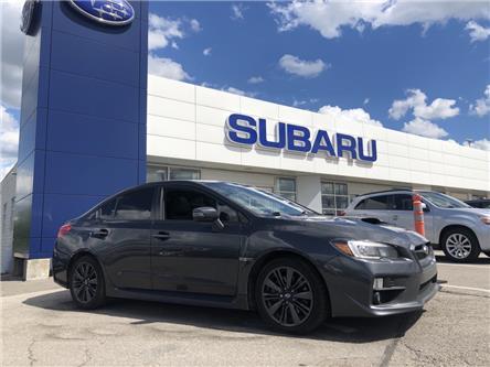2017 Subaru WRX Sport (Stk: P655) in Newmarket - Image 1 of 2