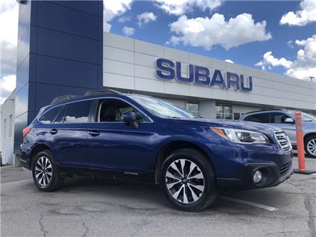2016 Subaru Outback 2.5i Limited Package (Stk: P660) in Newmarket - Image 1 of 2
