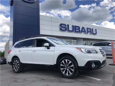 2017 Subaru Outback 3.6R Limited (Stk: P658) in Newmarket - Image 1 of 2