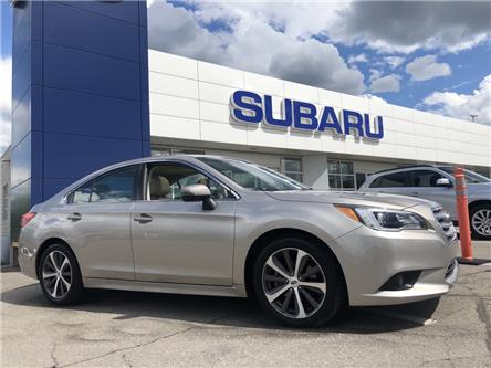 2016 Subaru Legacy 3.6R Limited Package (Stk: P642) in Newmarket - Image 1 of 8