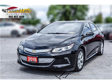 2018 Chevrolet Volt Premier (Stk: ) in Bolton - Image 1 of 19