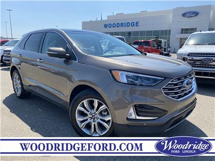 2019 Ford Edge Titanium (Stk: 17576) in Calgary - Image 1 of 23