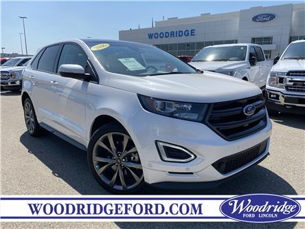 2016 Ford Edge Sport (Stk: K-2480A) in Calgary - Image 1 of 23